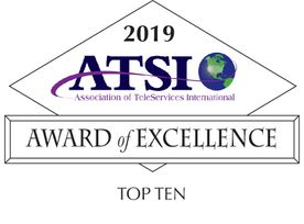 award of excellence 2019 ATSI
